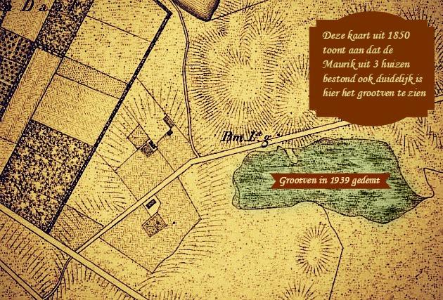 1850 De Maurik Waterkaart 3